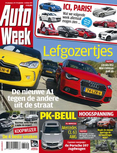 AutoWeek 39 2010