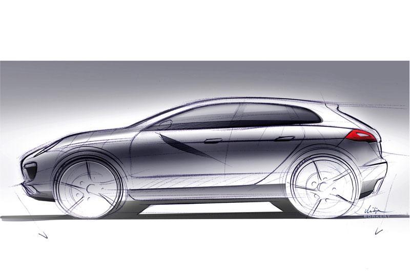 Porsche 'Cajun' bevestigd