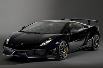 Lamborghini Gallardo Blancpain: extra racegenen