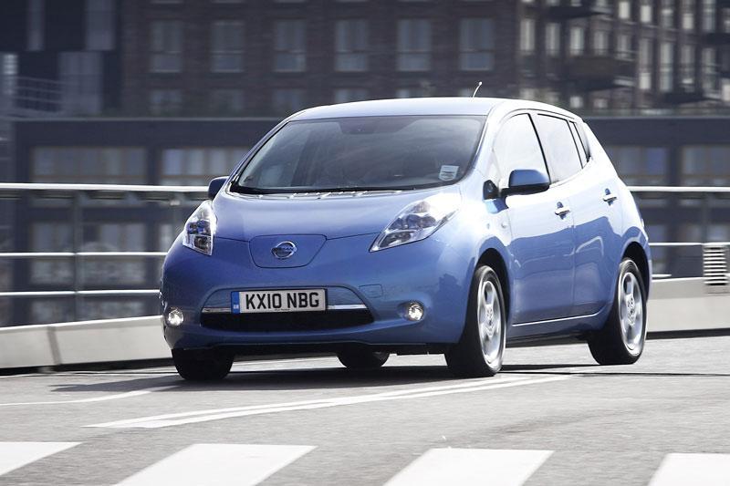 Rij-impressie Nissan Leaf