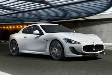 Racegenen: Maserati GranTurismo MC Stradale