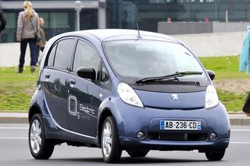 Gereden: Peugeot Ion