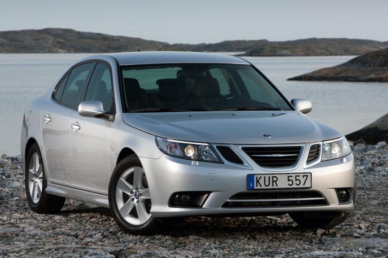 Saab 9-3 Modeljaar 2011