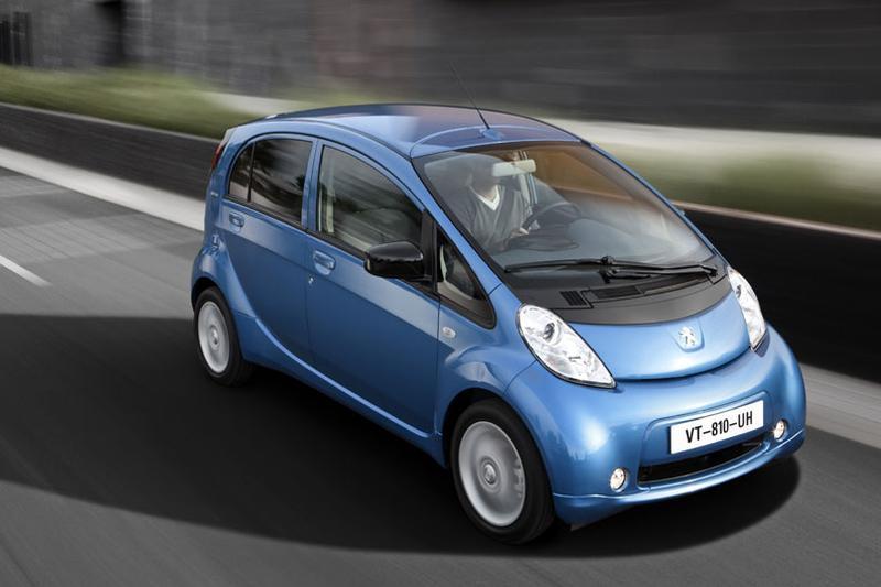 Peugeot Ion geprijsd