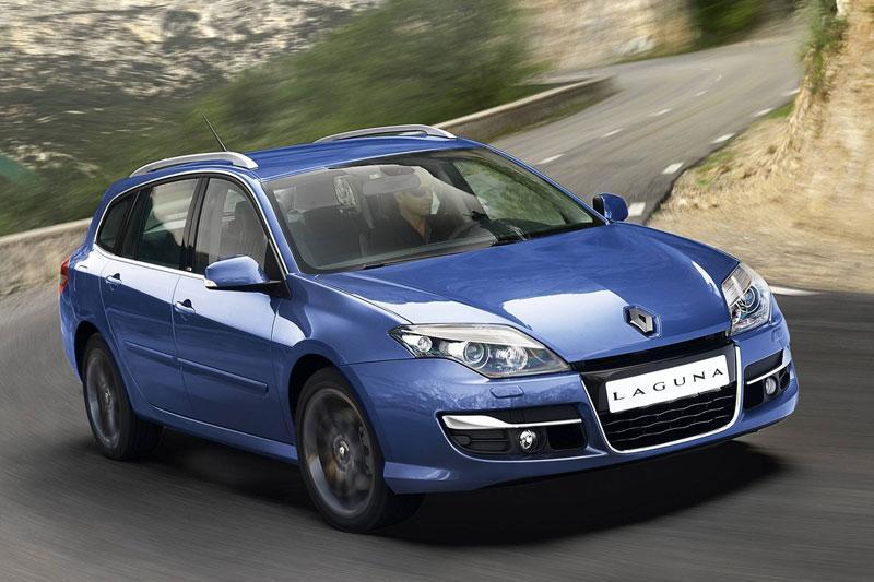 Renault Laguna Estate 2.0 dCi 150 Initiale (2011)