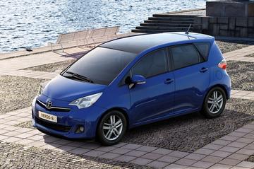 Toyota Verso-S geprijsd