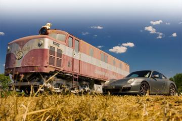 Australië per Porsche 911