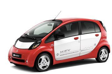 Europese versie Mitsubishi i-Miev