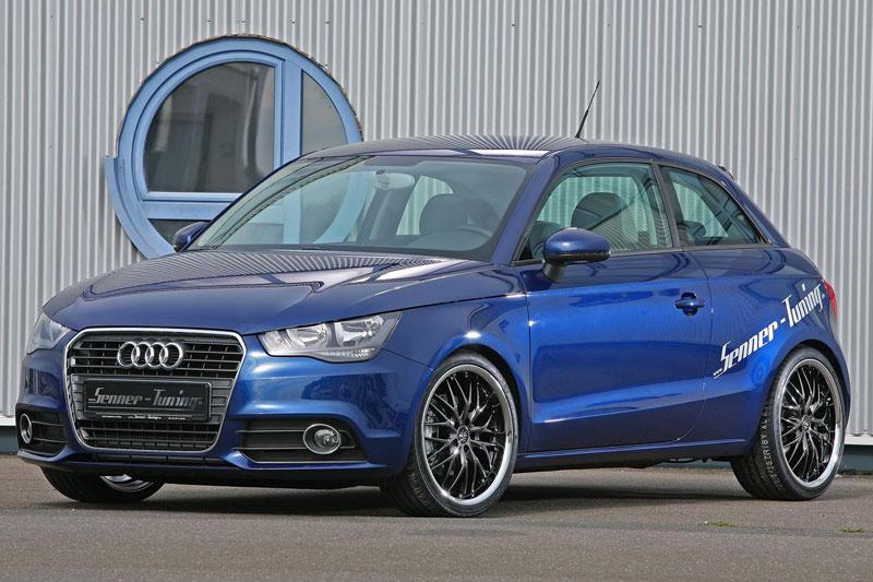 Senner pakt Audi A1 aan