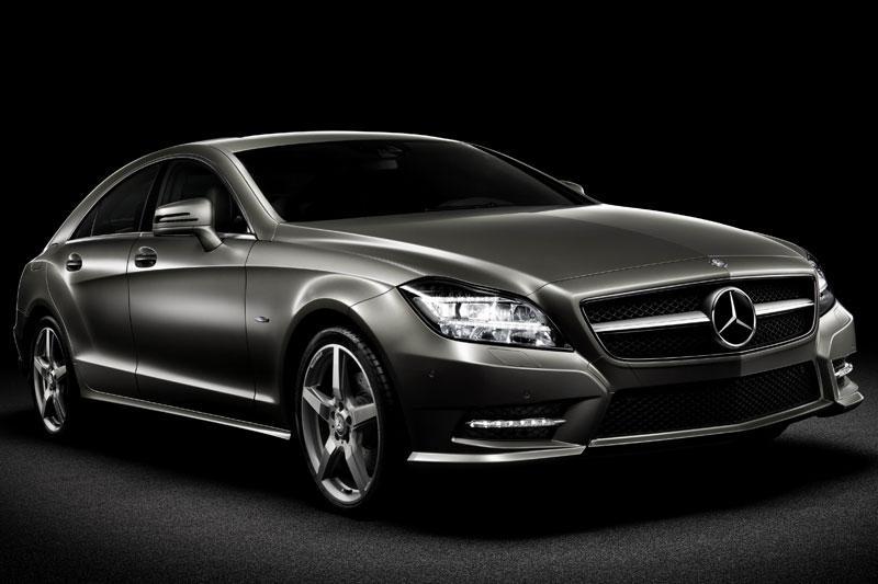 Mercedes CLS eindelijk officieel *met video*