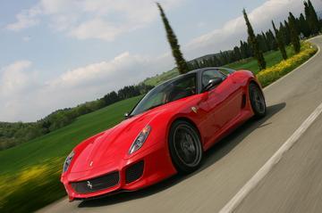 Ferrari 599 GTO (2010)