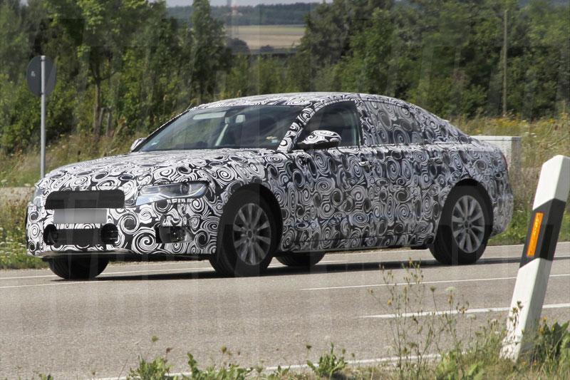 Hier rijdt de nieuwe Audi A6!