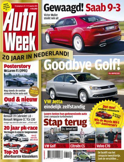 AutoWeek 31 2010