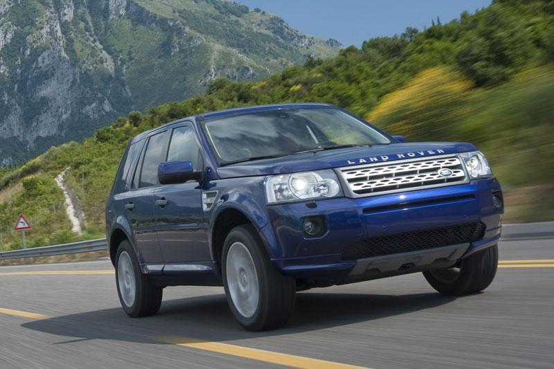 Vernieuwde Land Rover Freelander eerste met 2WD
