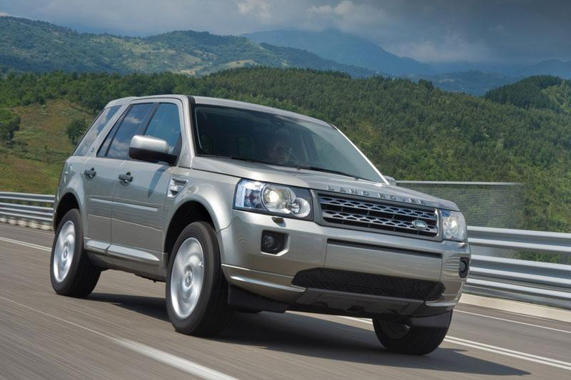 Land Rover Freelander heeft prijs