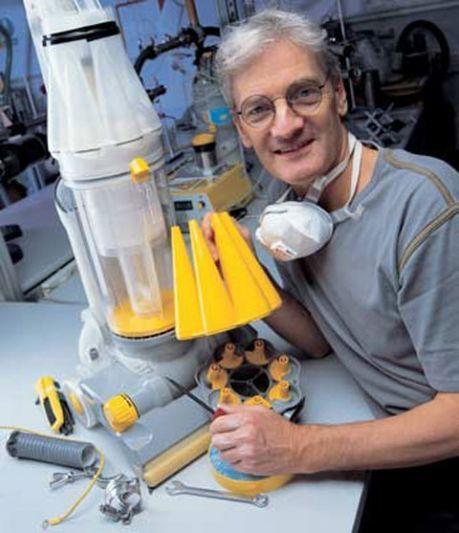 Uitvinder Dyson Werkt Aan Elektrische Auto Autoweek Nl