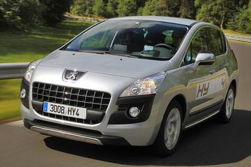 Peugeot Prologue Hybrid4