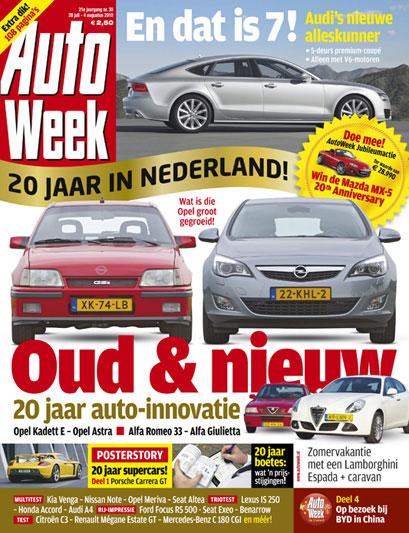 AutoWeek 30 2010