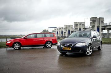 Volkswagen Golf 1.6 16V FSI > 1.2 TSI Bluemotion - Citroën C5 Tourer 2.0i 16V >
