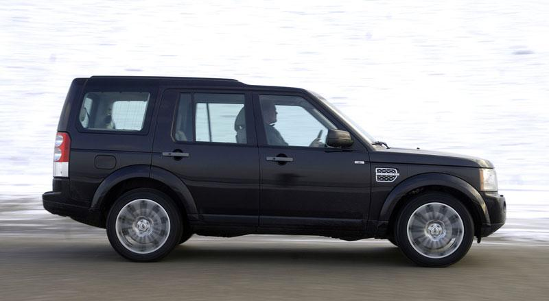 Land Rover Discovery 4 3.0 TDV6 HSE (2010)