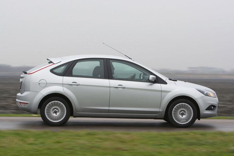 Ford Focus 1.8 16V Limited (2010)