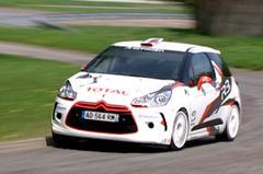 WRC-genen: Citroën DS3 R3