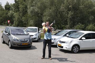 Opel Meriva - Kia Venga - Nissan Note - Seat Altea