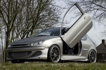 Peugeot 206-2001