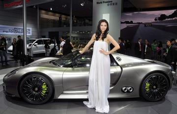 Porsche 918 Spyder komt er wel...