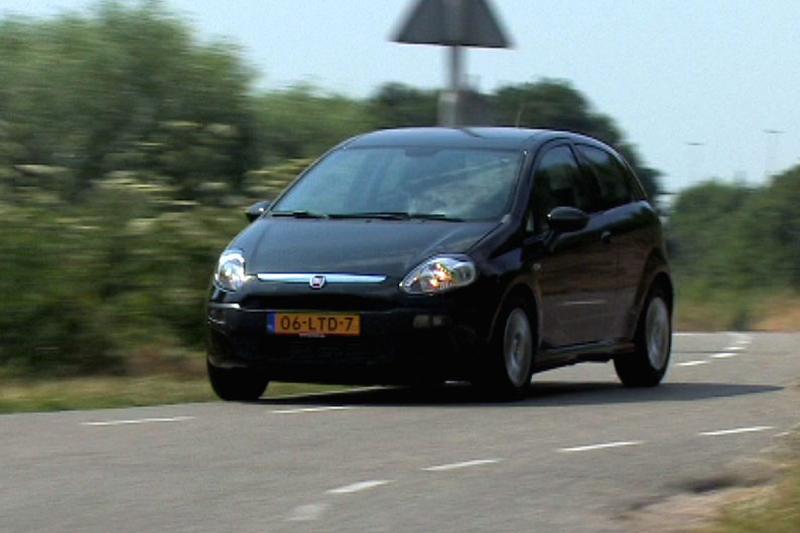 Rij-impressie Fiat Punto Evo 1.3 Multijet