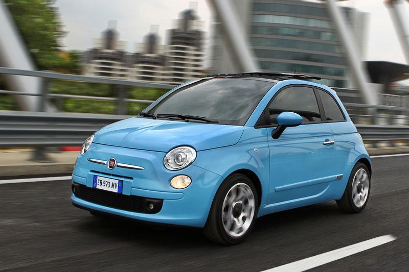Fiat verlaagt uitstoot 500 TwinAir
