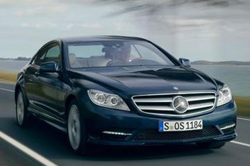 Gelekt: Mercedes CL facelift