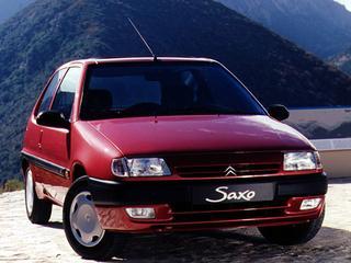 Citroën Saxo 1.4i SX (1997)