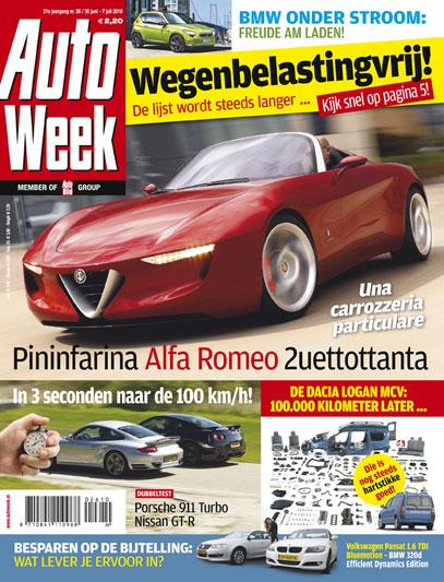 AutoWeek 26 2010