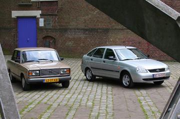 Lada 2107 - Lada Priora