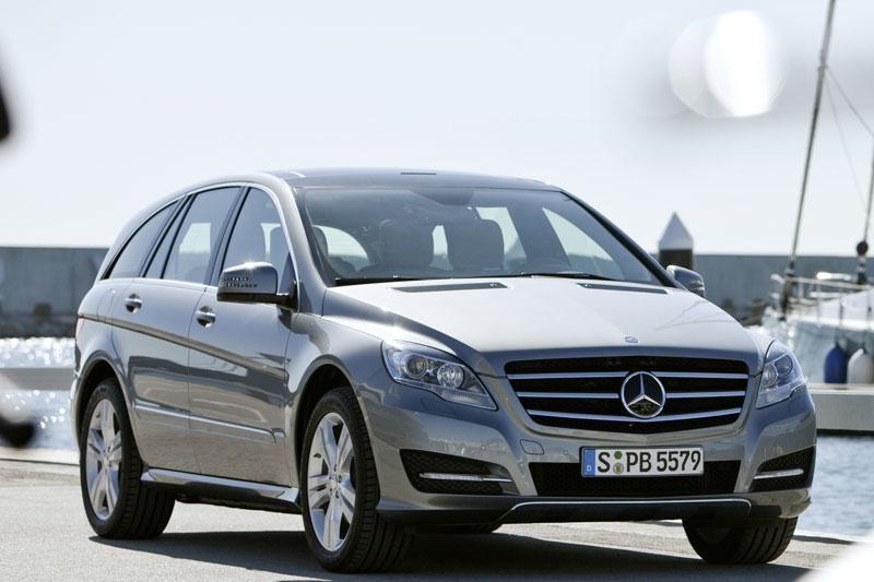 Mercedes prijst R-klasse