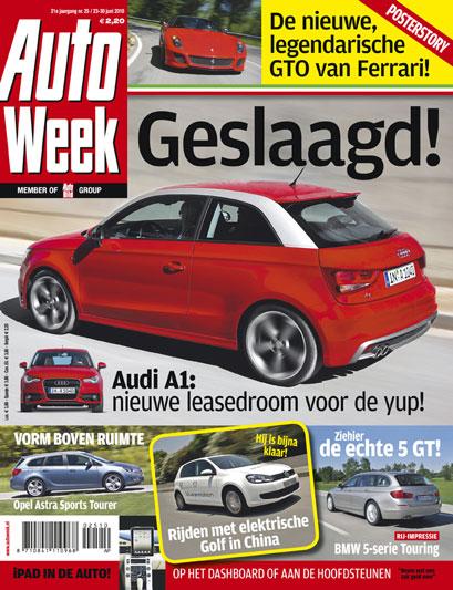 AutoWeek 25 2010