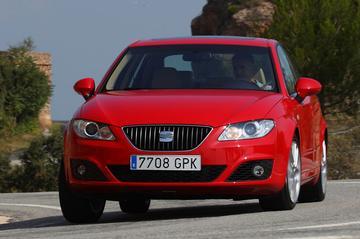De Tweeling: Audi A4 – Seat Exeo