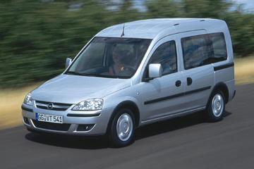Nieuwe motoren voor Opel Combo