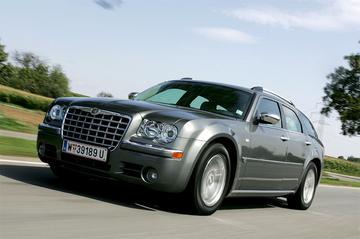 Chrysler 300C 3.0 CRD en Chrysler PT Cruiser 2.2 CRD