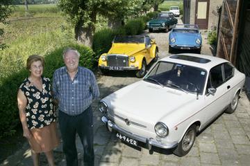 Fiat 850-collectie