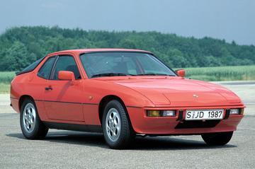 Porsche 924 (1980)