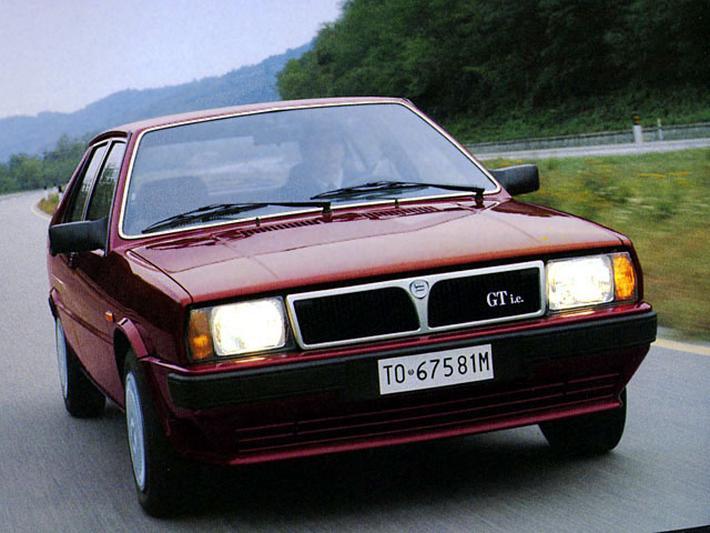 Lancia Delta HF Turbo (1992)