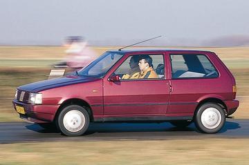 Fiat Uno 75 i.e. SX (1988)
