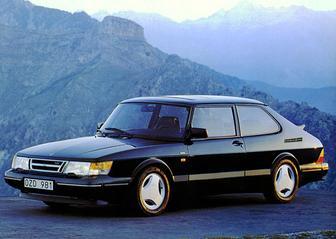 Saab 900 Turbo 16S (1987)
