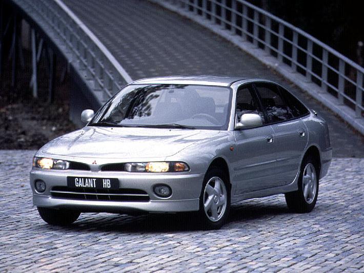Mitsubishi Galant 2.0 GTi-V6 (1996)