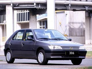 Peugeot 306 XR 1.4i (1993)