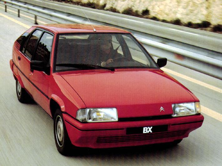 Citroën BX 14 E (1988)
