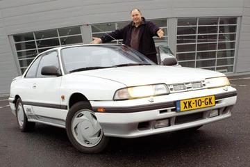 Mazda 626 Coupé 2.0i 16V GT 4WS (1989)