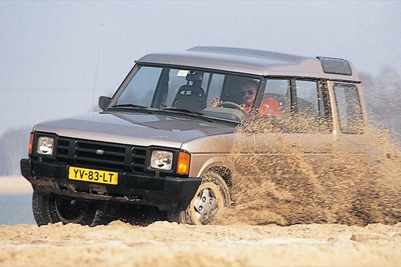 Land Rover Discovery 200 Tdi Estate (1993)
